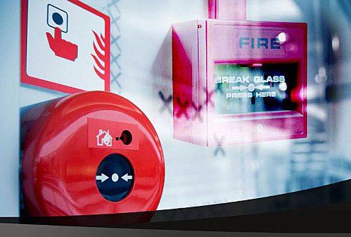 Manutenzione impianti antincendio normativa